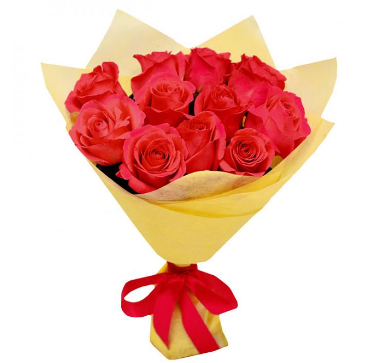 Букет «11 красных роз»<br />