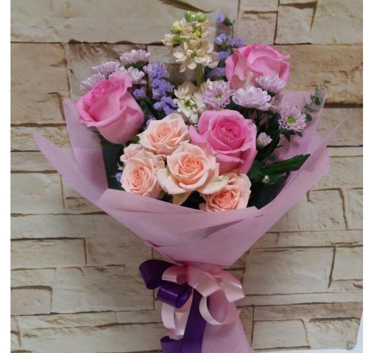 Купить цветы в воткинске подарок мужчине на14 февраля