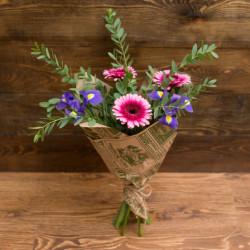 Букет цветов до 1000 рублей 30